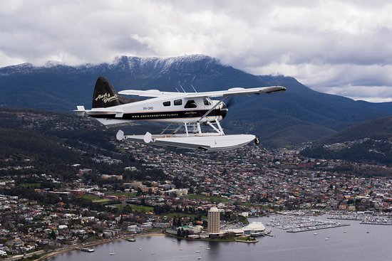 Above & Beyond Tasmanian Seaplanes