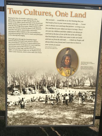 Harrison, NE: Native Americans and American Settlers