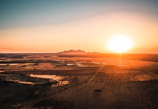 SkyShip Uluru