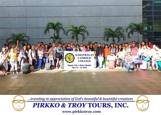 Pirkko & Troy Tours, Inc.