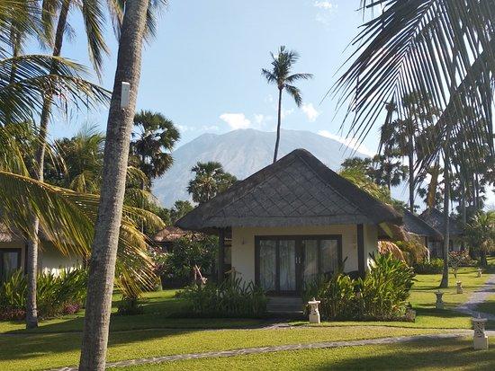 Kubu, Indonesien: Resort bungalow