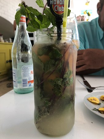 Best Mojito I had during my stay!
