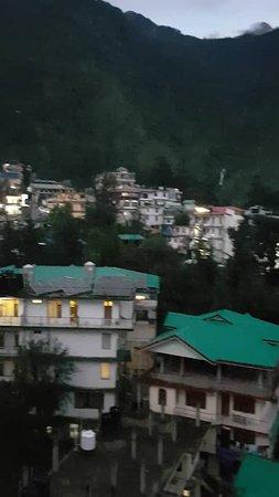 Bhagsu Nag, Индия: View from Room