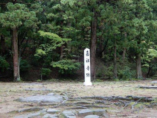 Motsu-ji Temple: 手越寺
