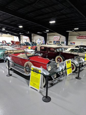 Hortons Classic Car Museum Nocona All You Need To Know - Nocona car show