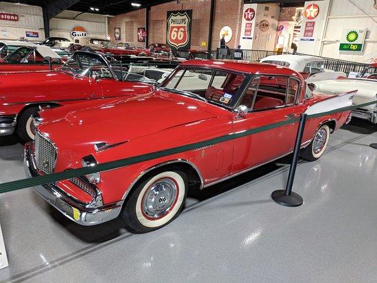 Horton's Classic Car Museum