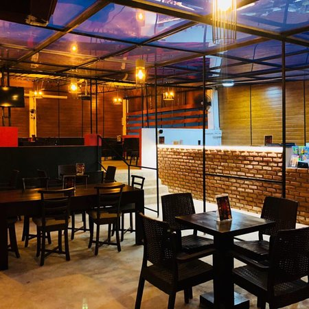 Dehiwala, Srí Lanka: Cloud Lounge