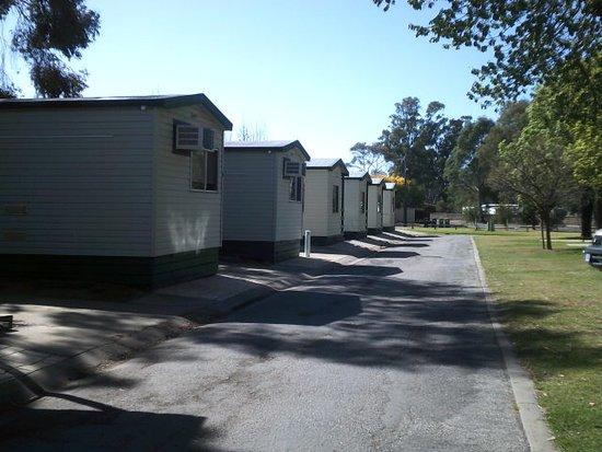 Barham, ออสเตรเลีย: Cabin accomodation