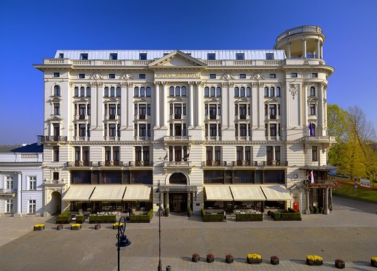 Hotel Bristol, a Luxury Collection Hotel, Warsaw