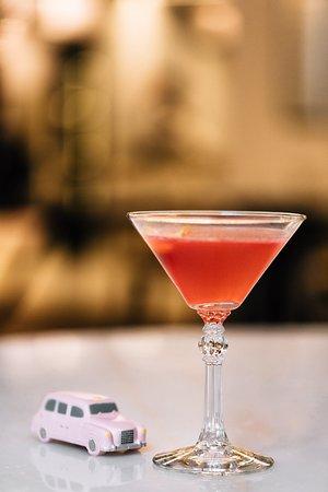 The Rock, Australia: Palm Court Cocktails