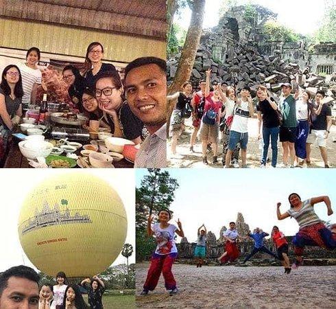 Angkor Driver Taxi & Guide - Van Vireak