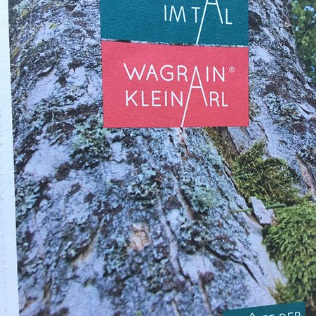 Kleinarl, ออสเตรีย: Kraft der Bäume Lehrpfad
