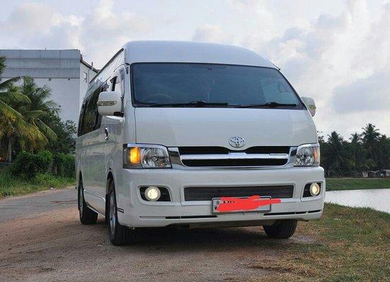 Budget Taxi Sri Lanka