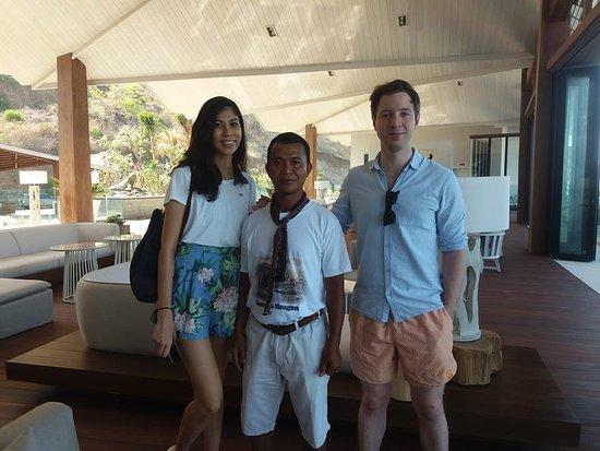Komodo Island Tour: At Lobby of Ayana Beach Resort Labuan Bajo