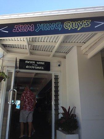 Sunshine Beach, Australië: The Door In