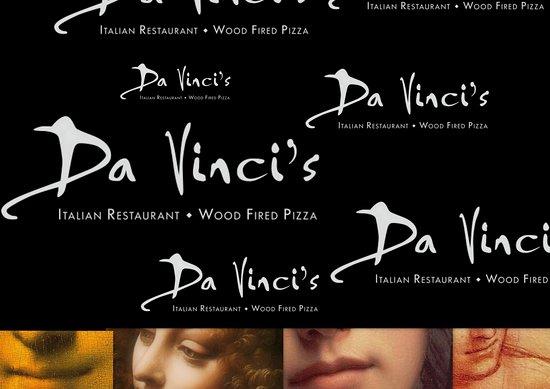 Da Vinci's Italian Restaurant Summer Hill NSW new menu