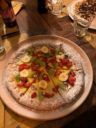 Montottone, إيطاليا: Pizza Golosa