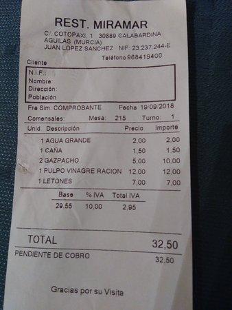 Calabardina, España: IMG_20180919_201626_large.jpg