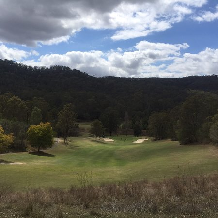 ‪Kooralbyn Valley golf‬