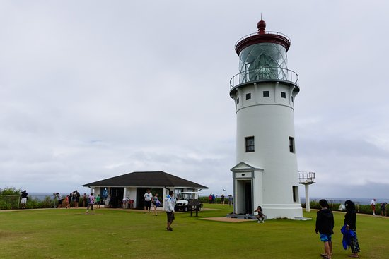 Kilauea Lighthouse: Latarnia morska