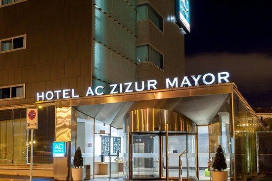 Zizur Mayor, Spanyol: Exterior
