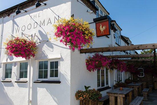Image The Woodman in London