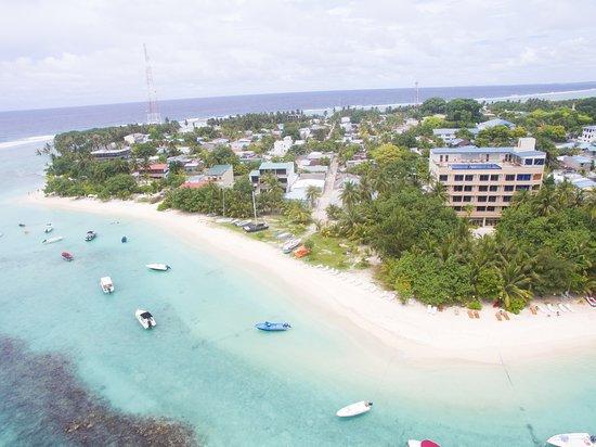 Thulusdhoo Island 사진