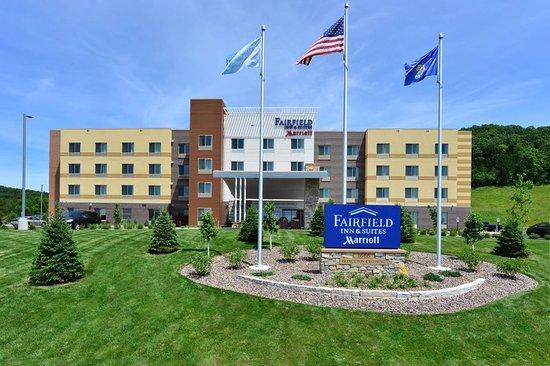 Fairfield Inn & Suites Eau Claire Chippewa Falls