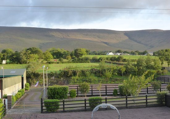 Castlemaine, Irland: View from bedroom