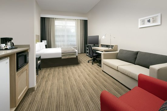 Country Inn & Suites By Radisson, Houston Intercontinental Airport East: Guest room
