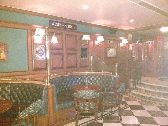 Kenilworth Hotel, Kolkata: Big Ben Pub