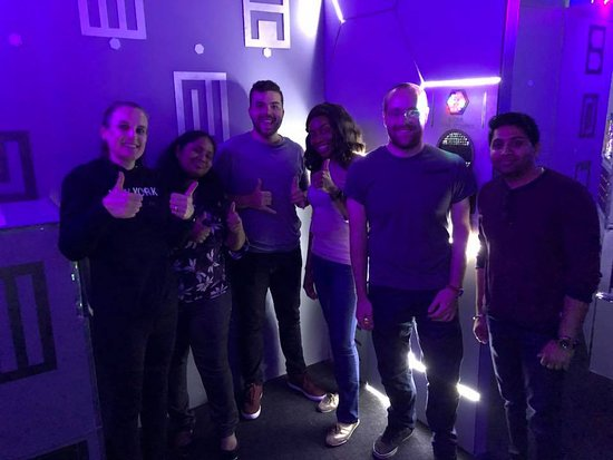 Cryptology Escape Rooms Sheffield