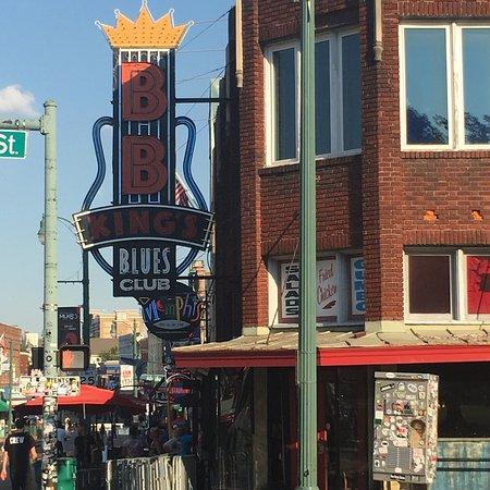 photo2 jpg - Picture of B B  King's Blues Club, Memphis