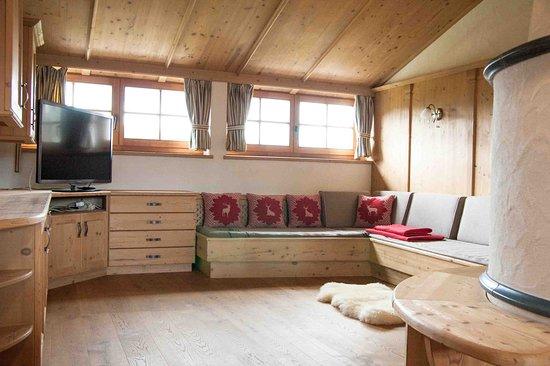 Innerkrems, Austria: Einsicht in unsere Apartments