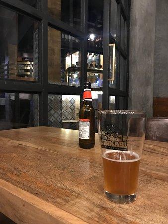 Bandra, India: Beer
