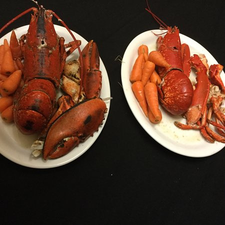 South Ayrshire, UK: Fresh catch of the day