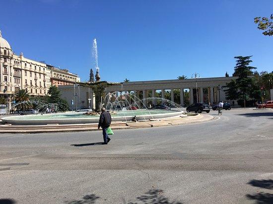 Piazza Camillo Benso di Cavour