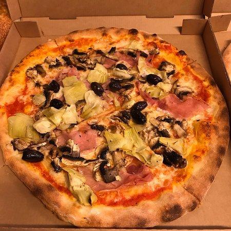 vip pizza hornstull