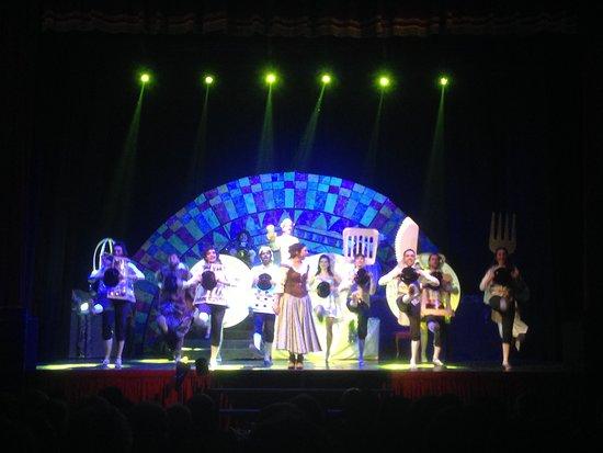 La bella e la bestia al Teatro Sociale di Soresina