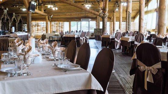 Sadovy, Russie: Замечательный ресторан, вкусная недорогая еда, а вид просто супер!!! Рекомендую!!!
