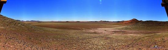 Helmeringhausen, Намибия: La vista dal balcone