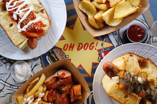 Oh Dog! Hot dog & Burger Store