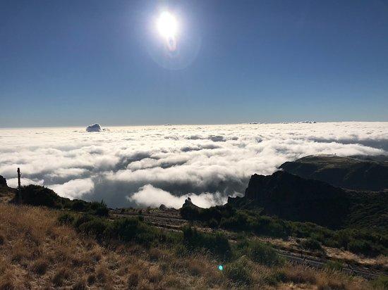 Explore Nature: Pico do Areeiro