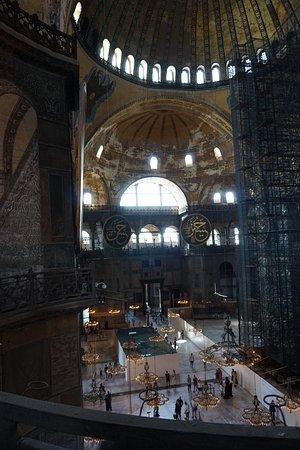 Hagia Sophia Museum / Church (Ayasofya): Внутри Собора