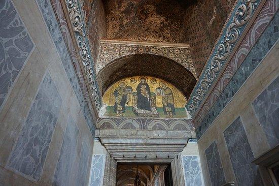 Hagia Sophia Museum / Church (Ayasofya): Вход в Собор