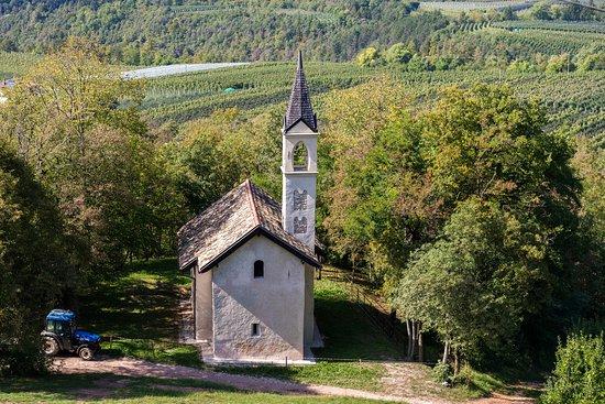 Sanzeno, Italie : Vista dal Castello Thun