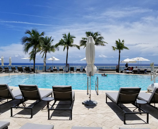 The Pool at The Ritz-Carlton, Fort Lauderdale