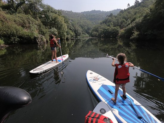 Enjoy Douro: Mes filles à l'aise en quelques minutes de l'explication