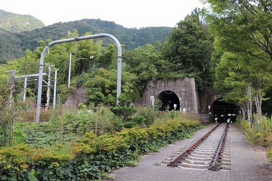Ohikage Tunnel Walkway