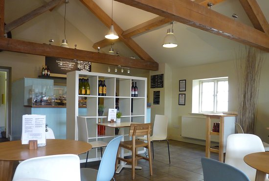 Lanercost Tea Room interior